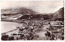 Saint Pierre - Martinique - Vue Générale De La Ville Après L´éruption ( Repro D´une Photo D´époque) - Circulé 1976 - Unclassified