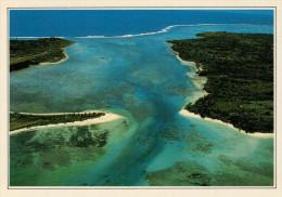 MADAGASCAR:  SAINTE-MARIE  BARRIERE CORALLINE    (NUOVA CON DESCRIZIONE DEL SITO SUL RETRO) - Madagascar