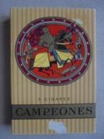 """Ancienne Boite De 5 Cigares 'CAMPEONES"""" Années 70 - Cigares - Accessoires"""