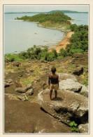 GUINEA  CONCEPCION.  L'ISOLA DI BIOKO       (NUOVA CON DESCRIZIONE DEL SITO SUL RETRO) - Guinea