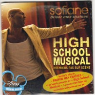 SOFIANE : Briser Mes Chaines / Start Of Something New (CD Single) - Musique & Instruments