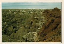 ANGOLA:  PAESAGGIO DELLA VALLE DELLA LUNA     (NUOVA CON DESCRIZIONE DEL SITO SUL RETRO) - Angola