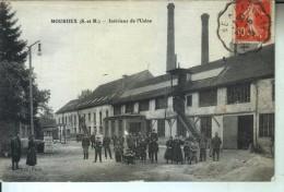 MOUROUX Intérieur De L'Usine - Sonstige Gemeinden