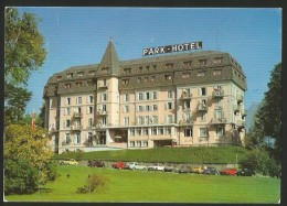 BRUNNEN SZ Parkhotel 1988 - SZ Schwyz