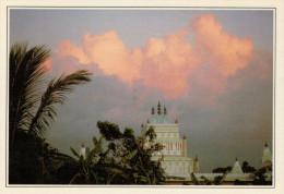 LA REUNIONE   SAINT GILLES:  TEMPIO  TAMIL    (NUOVA CON DESCRIZIONE DEL SITO SUL RETRO) - Réunion