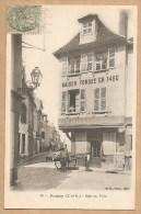 16 -- Poissy (S. Et O.) - Rue Au Pain - EPICERIE & COMESTIBLE - Poissy