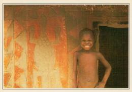 BENIN  KOPARGO:  CASA  TENEKA        (NUOVA CON DESCRIZIONE DEL SITO SUL RETRO) - Benin