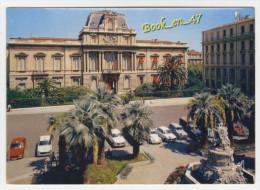 (72181) 34 Hérault Montpellier , La Préfecture , Ancien Hôtel De Ganges ; Peugeot 404 504 , Renault 4L - Montpellier