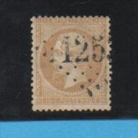 FRANCE - Yvert N° 21 - 1862 Napoleone III