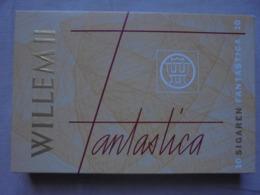 """Ancienne Boite De Cigares 'FANTASTICA WILLEM II"""" Années 70 - Cigares - Accessoires"""