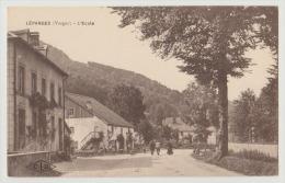 CPA CPSM 88 Vosges Lépanges L' école Rupt Sur Moselle ? Vologne Deycimont  Docelles Bruyères - France