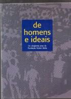 AVIATION -  VARIG  AIRLINES  -  DE  HOMENS  E  IDEAIS -  Os Cinquenta Anos Da Fundaçao Ruben Berta - 1996 - Andere