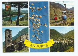 CP VALLS D'ANDORRA, BONICS ASPECTES, ANDORRE - Andorre