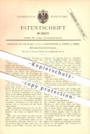 Original Patent - H. Buczkowski , Reithoffer & Neffe In Wien , 1882 , Tintenfleckreiniger , Schreibmaterialien !!! - Stempel & Siegel