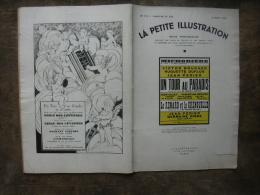 LA PETITE ILLUSTRATION 713 EN 1935 UN TOUR AU PARADIS/ LE RENARD ET LA GRENOUILLE PAR SACHA GUITRY - Poésie