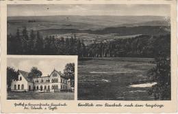 AK Gasthof Sommerfrische Süssebach Stempel Bei Oelsnitz Vogtland Eichigt Triebel Wieden Adorf Ebersbach Hundsgrün - Oelsnitz I. Vogtl.