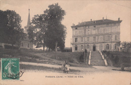 39 - FRAISANS / HOTEL DE VILLE - France