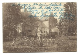 CPA - VILLE EN HESBAYE - Château Heptia  // - Braives