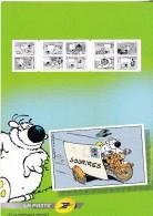 Publicité Timbre 2006 Cubitus Rodrigue Aucaigne La Poste - Boeken, Tijdschriften, Stripverhalen