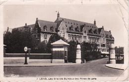 CPA Lens - Les Grands Bureaux Des Mines De Lens (13309) - Lens
