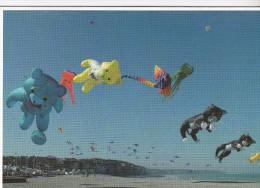 Carte Postale Festival International De Cerf-Volant De Dieppe - Hedendaags (vanaf 1950)