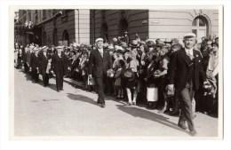 Ancienne Carte Postale, Thème: étudiants, Students, Studenten, Zofingia ?, 1934 - Suisse