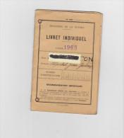 Ministère De La Guerre Livret Individuel Classe 1966 + Divers Documents - Documents