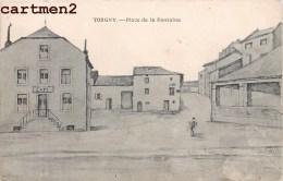 TORGNY PLACE DE LA FONTAINE BELGIQUE LUXEMBOURG  BELGIQUE - België