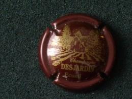"""CAPSULS DE CHAMPAGNE """" DESJARDIN """" - Collezioni"""