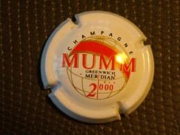 "CAPSULS DE CHAMPAGNE "" MUMM  "" - Mumm GH"