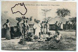 - Mission Des Pères Blancs - Afrique équatoriale, Ruanda, Cases, Non écrite, Petit Format, TBE, Scans.. - Ruanda-Urundi