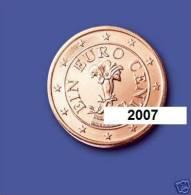 ** 1 CENT AUTRICHE 2007 PIECE NEUVE ** - Autriche