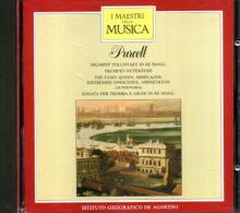X PURCELL Trumpet Overture Sonata Per Tromba - Classica