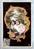 CPA - Fantaisie - Deux Enfants - Portraits