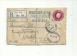 1 LR  De GRDE BRETAGNE  De 1923  ( Entier )........à Voir...... - Ohne Zuordnung
