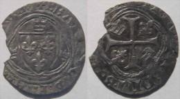 Centre Val De Loire Indre Et Loire Tours Blanc Aux Couronnelles François 1er - 987-1789 Monnaies Royales