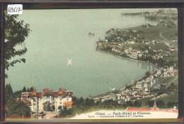 DISTRICT DE VEVEY /// GLION - PARK HOTEL - TB - VD Vaud