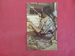 > Guatemala Indian Weaver --ref 1760 - Guatemala