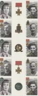 Australia 1995 Australia Remembers II  Gutter Strip - 1990-99 Elizabeth II