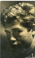 """AUTOGRAFO DÉDICACÉ AUTOGRAPHED """"PABLO MORENO"""" ACTORS ACTORES SIGNATURE EXCLUSIVE CIRCULEE 1908 GECKO - Autogramme & Autographen"""