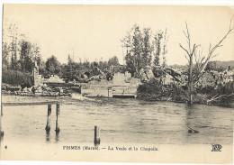 Militaria -   FISMES -  La Vesleet La Chapelle  132 - Fismes
