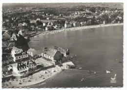 EN AVION AU DESSUS DE LAMOR PLAGE -Morbihan, 56 - Larmor-Plage