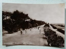 GROTTAMMARE  - LUNGOMARE DELLA REPUBBLICA  1948 - Ascoli Piceno