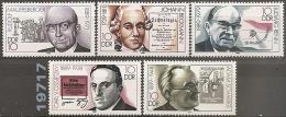 1989 - YT 2832/35 En Bloc-2836/40-2843/45 ** - Val Cat : 7.00 Eur. - [6] Democratic Republic