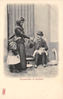 PARIS  75  PARIS PITTORESQUE (KUNZLI)  RACCOMODEUR DE PORCELAINE - France