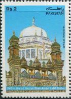 SA0092 Pakistan 1989 Royal Tombs 1v MNH