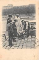 PARIS  75  PARIS PITTORESQUE (KUNZLI)  TONDEUR DE CHIENS - France