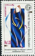 SA0097 Pakistan 1995 Women´s Education 1v MNH - Pakistan