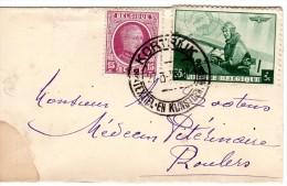 Stempel Kortrijk - Covers & Documents