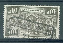 "BELGIE - OBP Nr TR 212 - Cachet ""BRUXELLES-NORD 43 - BRUSSEL-NOORD 43"" - (ref. VL-5666) - (cachet Verso) - 1923-1941"